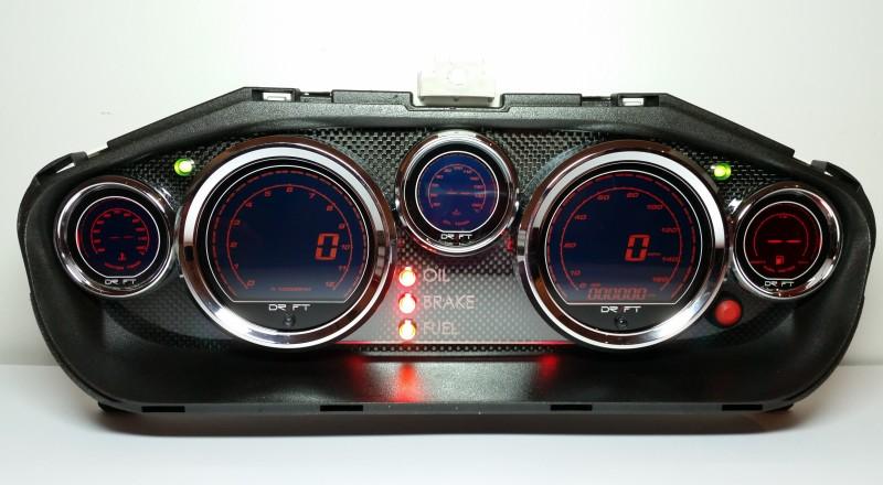 Custom Cluster Development We build custom clusters and gauge – Jdm Integra Sport Tachometer Wiring Diagram