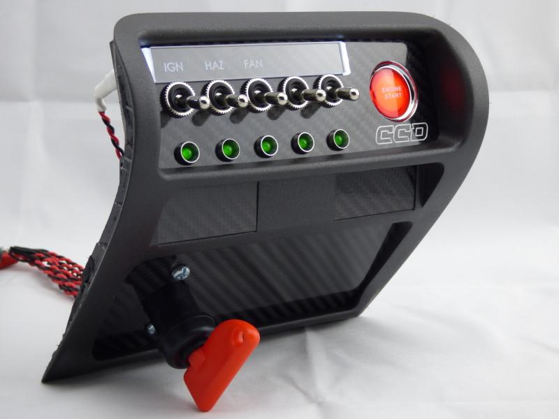 Honda Integra Type R DC2 Switch Panel ndash Custom Cluster