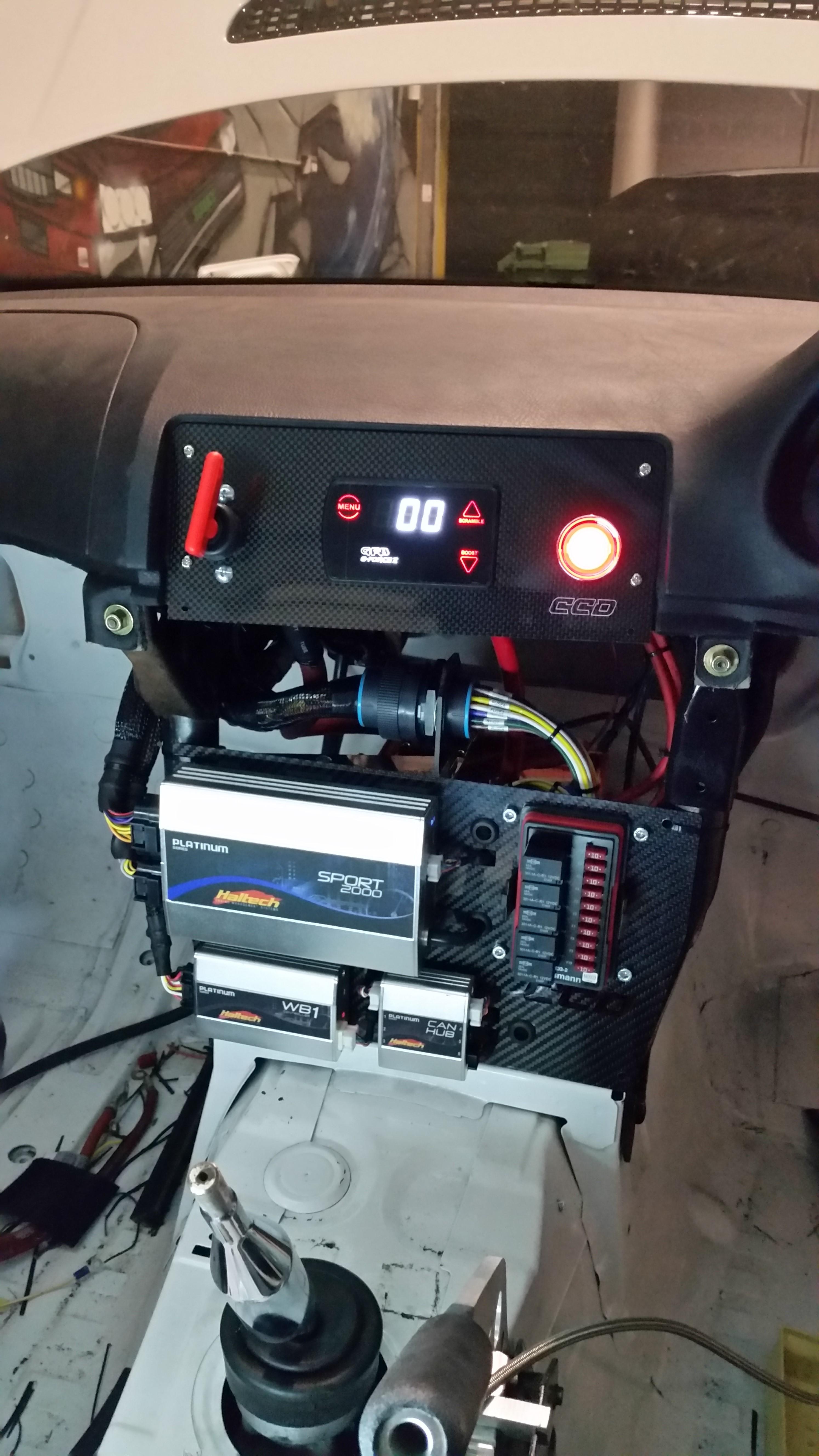 Bmw E46 1jz Powered Drift Car Custom Cluster Development